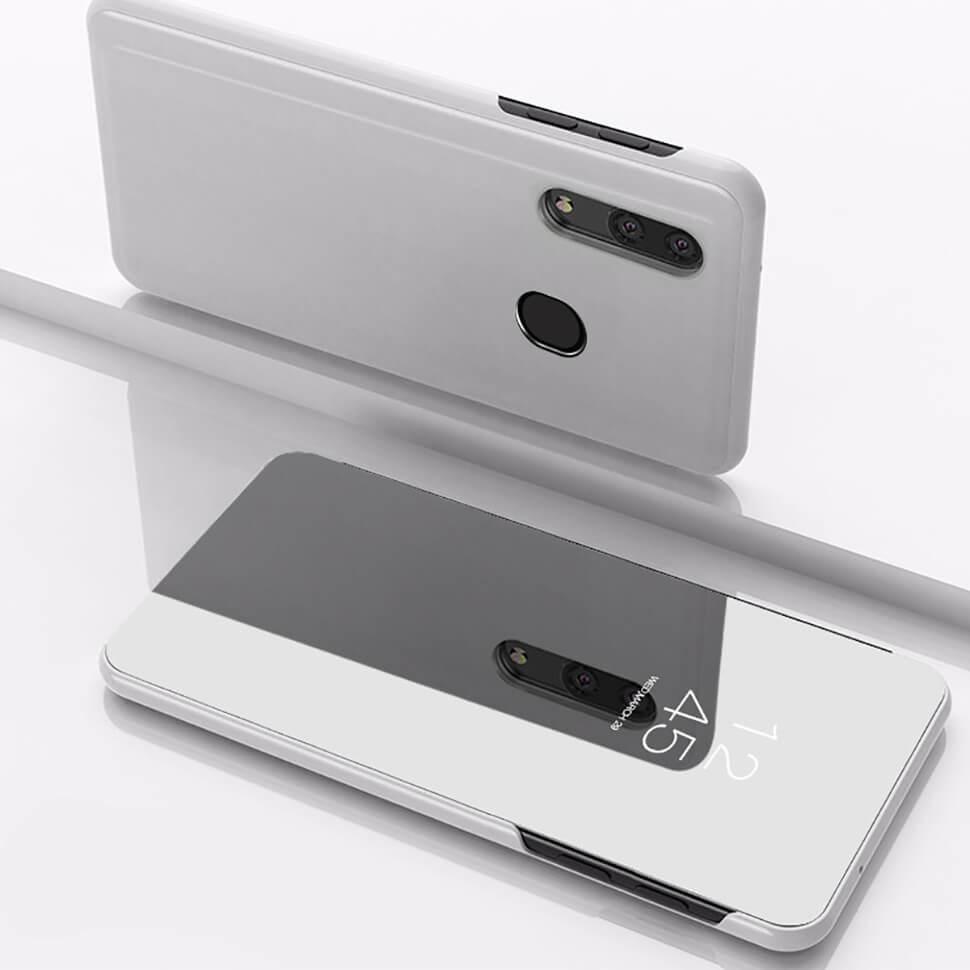 Чехол-книжка Mirror Clear View для Samsung A30