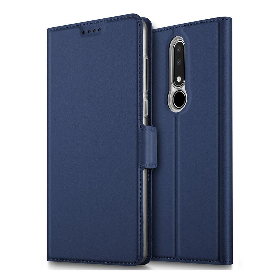 Чехол-книжка EcoCase Skin Series для Nokia 3.1 Plus