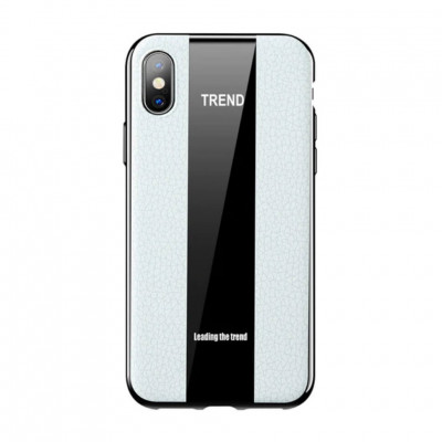 Чехол Shell Trend для Honor 8X White / Black