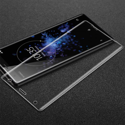 Защитное 3D стекло Pro+ для Sony Xperia XZ2 (H8266) Transparent