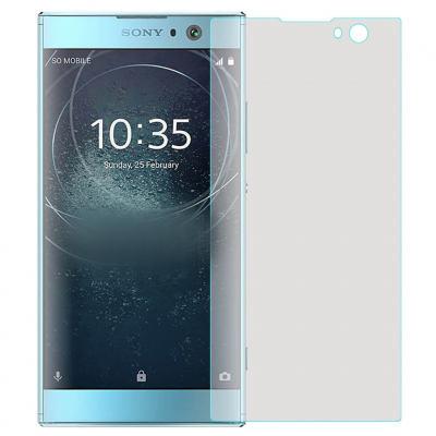 Защитное 2.5D стекло Pro+ для Sony Xperia XA2 Plus (H4413) Transparent