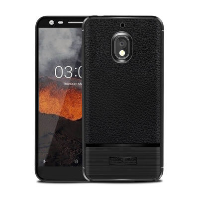 Чехол Rugged Armor для Nokia 2.1, Черный