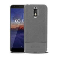 Чехол Rugged Armor для Nokia 3.1, Серый