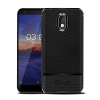 Чехол Rugged Armor для Nokia 3.1, Черный