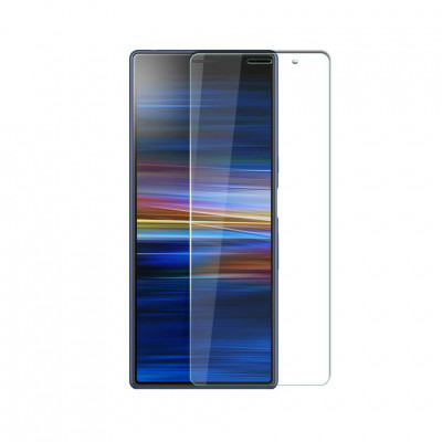 Защитное 3D стекло Pro+ для Sony Xperia 1 (J9110) Transparent