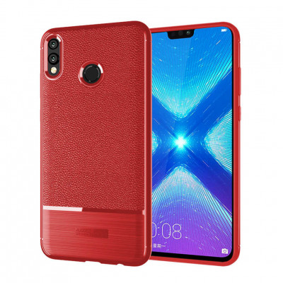 Чехол Rugged Armor для Honor 8X Red