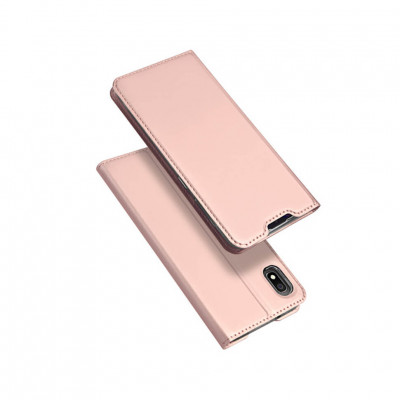 Чехол-книжка Dux Ducis Skin Pro для Samsung Galaxy A10 A105F Rose Gold