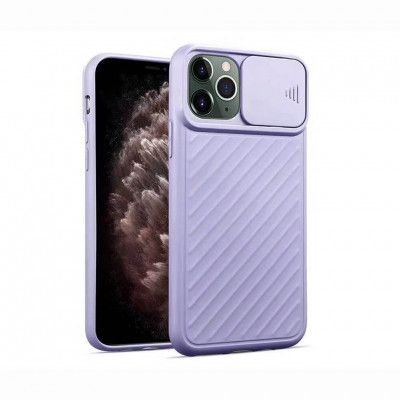 Чехол Lenuo Flap для Apple iPhone 11 Purple