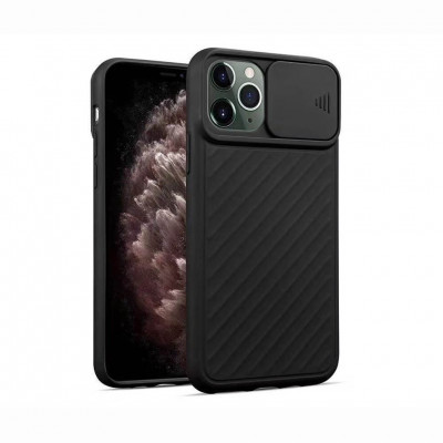 Чехол Lenuo Flap для Apple iPhone 11 Black