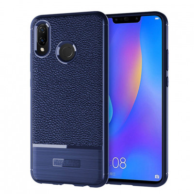 Чехол Rugged Armor для Huawei P Smart Plus / Nova 3i Navy Blue