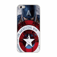 "Силиконовый чехол Shell для Blackview Ultra Plus (A6 Plus), ""Captain America"""