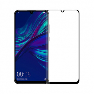 Захисне 6D Full Glue Скло Rinbo для Honor 20i Black