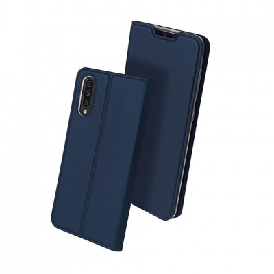 Чехол-книжка Dux Ducis Skin Pro для Samsung Galaxy A70 A705F Navy Blue