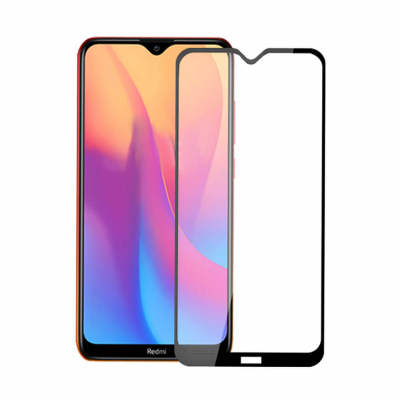 Защитное 6D Full Glue стекло Rinbo для Redmi 8 / Redmi 8A Black